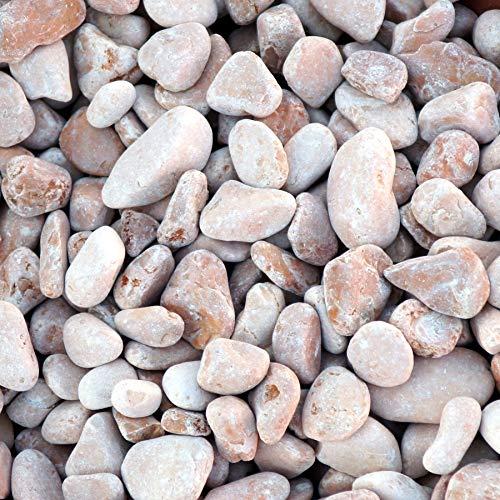Zierkies Marmorzierkiesel rosso Verona Rot 15-25 mm a 25 kg