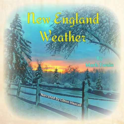 New England Weather cover art