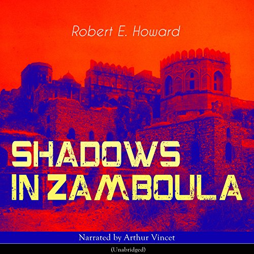 Shadows in Zamboula audiobook cover art