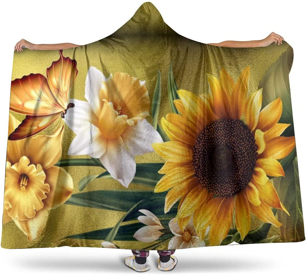 5% OFF New item Christian Flowers Butterfly Design Yellow Soft easteSuper Season