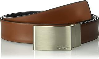 Calvin Klein Men's Reversible Feather Edge Dress Belt