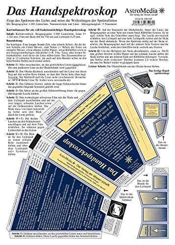 Astromedia Bausatz Das Handspektroskop