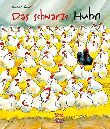 Das schwarze Huhn: Mini-Ausgabe (Mini-Bilderbuch)