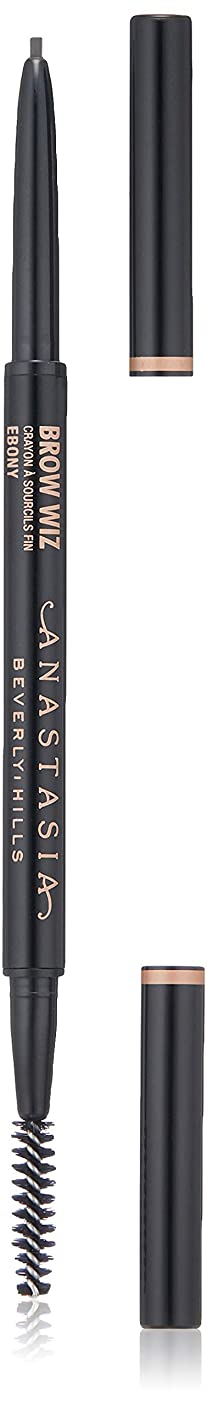 望み十年息苦しいAnastasia Beverly Hills Brow Wiz - Ebony