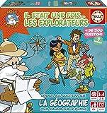 Educa Borrás - 17354.0 - Mini Jeu Il Etait Une Fois… Les Explorateurs