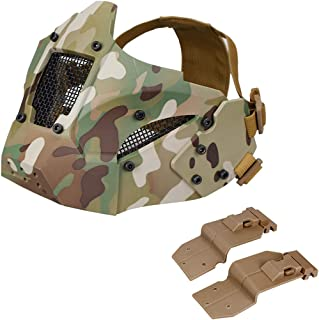 Best army of two style airsoft mask Reviews