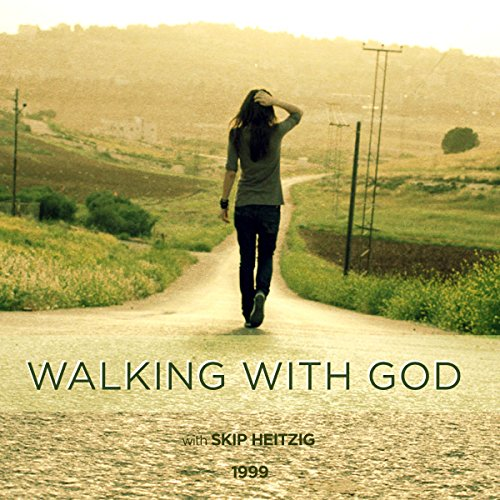 Walking with God audiobook cover art