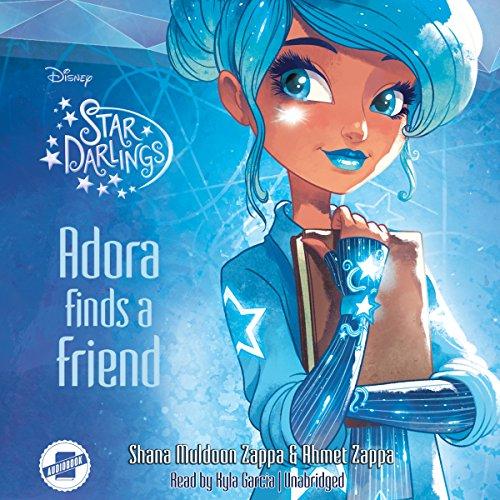 Adora Finds a Friend audiobook cover art