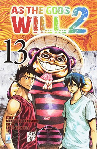 As the gods will 2 (Vol. 13)