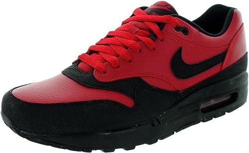 Nike Herren Air Max 1 LTR Premium Laufschuhe, Grau