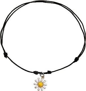 Daisy Gift Daisy Choker Daisy Necklace Daisy Lover Gift Gift for Wife Girlfriend Valentine Gift Wedding Gift Women Jewelry