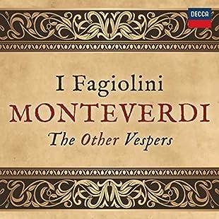 Monteverdi The Other Vespers:Superclub