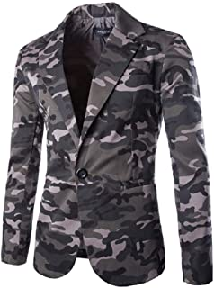 Amazon.es: chaqueta camuflaje - Chalecos / Trajes y blazers ...