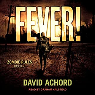 Fever! audiobook cover art