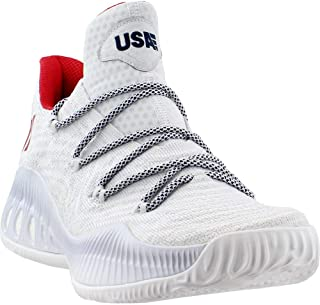 finest selection 385da e7164 Adidas Crazy Explosive Low Primeknit USA Shoe Mens Basketball White