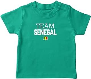 Senegal World Cup T-shirt Team Pride For Kids & Mens Green