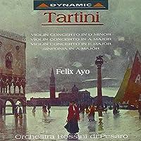 タルティーニ:ヴァイオリン協奏曲集 1 (アーヨ)