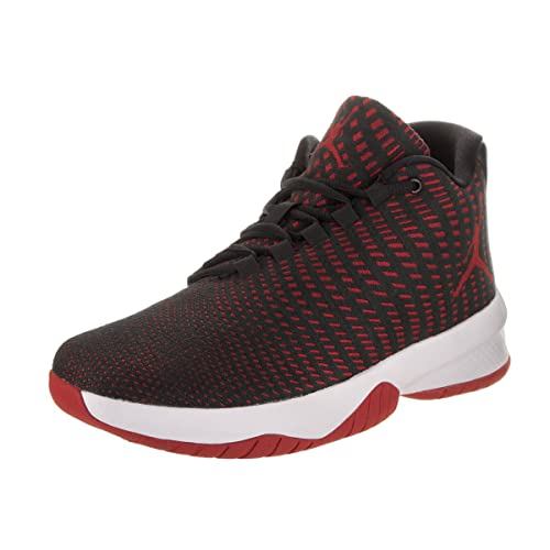 e9b66bff6a24bc Jordan Mens B.Fly Round Toe Lace-Up Basketball Shoes