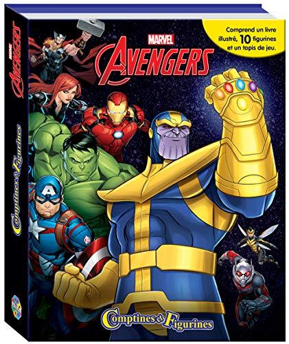 Marvel Avengers Comptines et Figurines