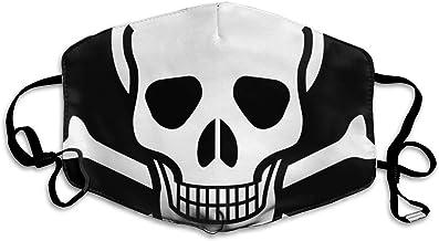 FANCYDAY Pirate Skull Stofmasker, Wasbaar en Herbr...