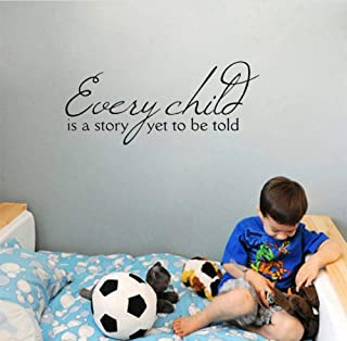 every child is like a flower