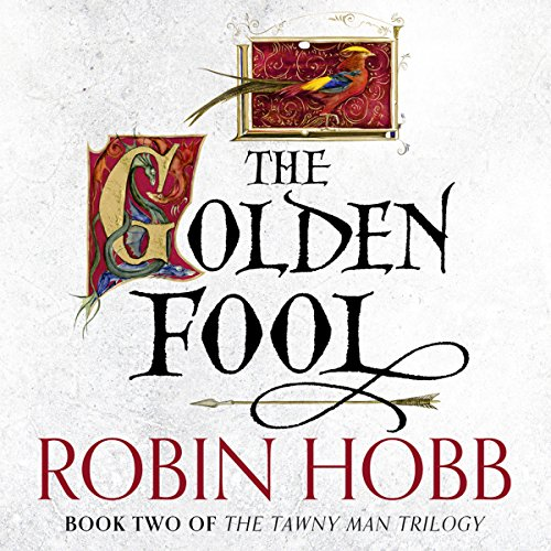 Couverture de The Golden Fool