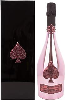Armand de Brignac Champagne Rosé Brut in Holzkiste 12,50% 0.75 l.