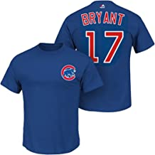 Men's Majestic Bryant 17 Player Name And Number T Shirt