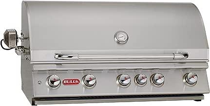 Bull Brahma 5-burner Stainless Steel Built-in Propane Gas Grill