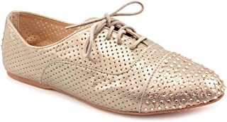 Steve Madden Womens Tudor Leather Low Top Lace Up Fashion Sneakers