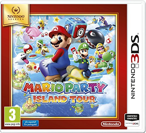 NINTENDO - Nintendo 3ds Selects Mario Party Island Tour - 2231081
