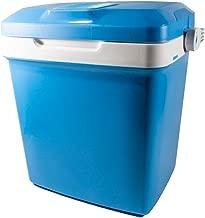 ALEKO CFR010 Portable Car Travel Cooler or Warmer 12V 7 Gallon Capacity Blue