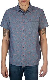 b68d1fff7a7c5 Amazon.com  superman - Casual Button-Down Shirts   Shirts  Clothing ...