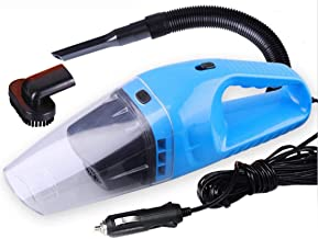 Multi-Function car Vacuum Cleaner Ultra-high Power Wet and Dry Vacuum Cleaner Voltage 12 Power 120 abs Material Long 500CM...