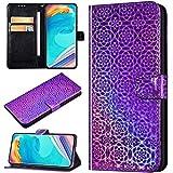 Robinsoni Custodia Compatibile con Samsung Galaxy S8 Cover Libretto Magnetica Cover Portaf...
