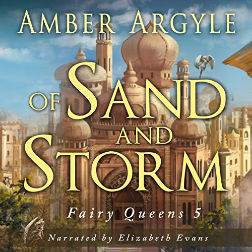 Of Sand and Storm audiobook cover art