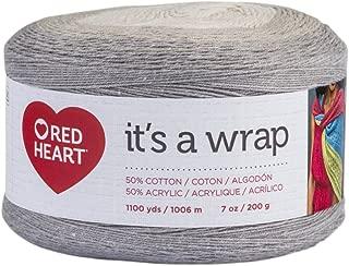 Red Heart It's A Wrap Yarn, Western