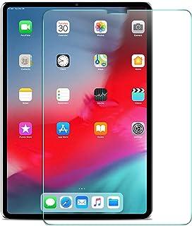 ELTD Clear ipad pro 11 Screen Protector, Anti-Scratch Anti-Bubble Anti-Fingerprint Glass Screen Protector Compatible ipad ...