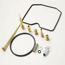 Carburetor Rebuild Kit Carb Repair for Kawasaki KVF300 99-02 Prairie 300 Carb KVF 300