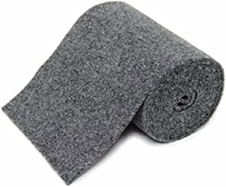 Charcoal Bunk Carpet - 12 inches wide - Marine Outdoor Runners