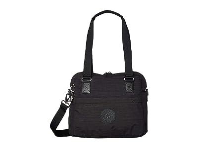 Kipling Giselle Handbag (Black Dazz) Handbags