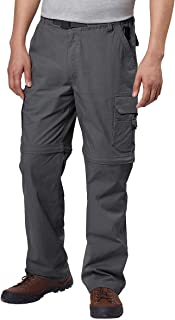 BC Clothing Men's Convertible Pant with Stretch