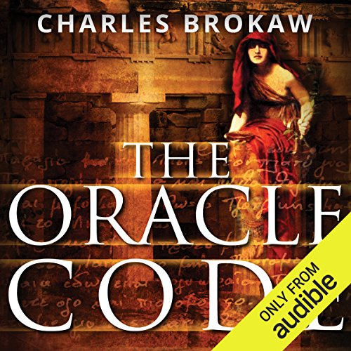 The Oracle Code audiobook cover art