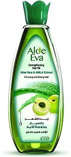 Aloe Eva Hair Oil With Aloe Vera and Amla Extract, 300 ml