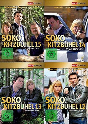 SOKO Kitzbühel - Box 12-15 (8 DVDs)