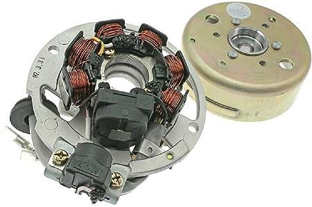 Lichtmaschine Rotor Stator Yamaha Aerox 50 Ab Bj 1999 Typ Sa14 Auto