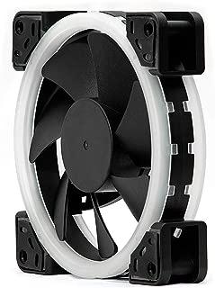 Swiftech Helix 120mm IRIS PWM RGB PC Case Fan