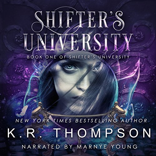 Shifter's University audiobook cover art