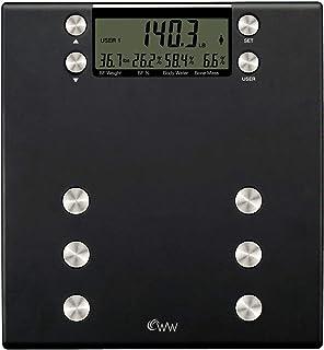 weight watchers Body Analysis Scale, Black