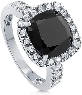 Best black diamond ring on hand Reviews